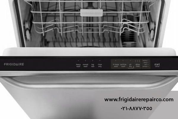 طرز کار ماشین ظرفشویی