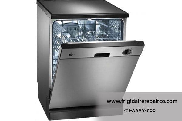 5 مشکل رایج در ماشین ظرفشویی