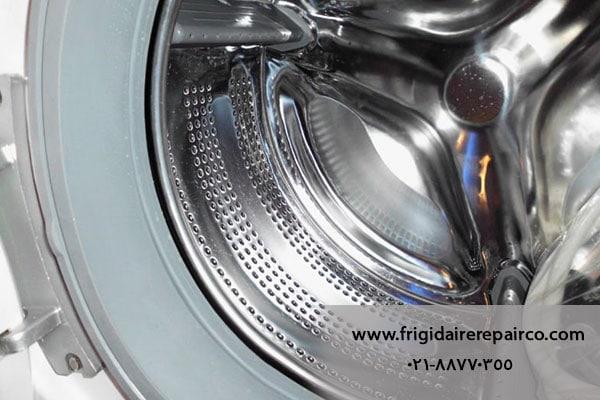 تعمیر مشکلات درب ماشین لباسشویی فریجیدر