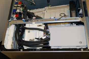 تعمیر برد ماشین لباسشویی فریجیدر