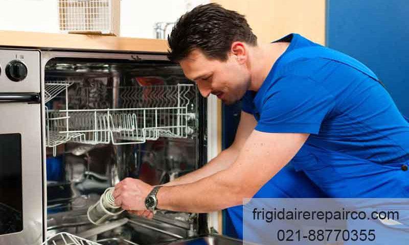 تعمیر برد ظرفشویی فریجیدر