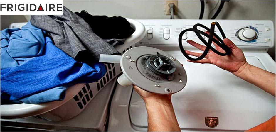تعویض تسمه ماشین لباسشویی وعلاِئم خرابی آن
