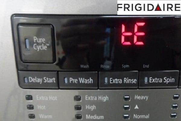 ارورهای لباسشویی فریجیدر
