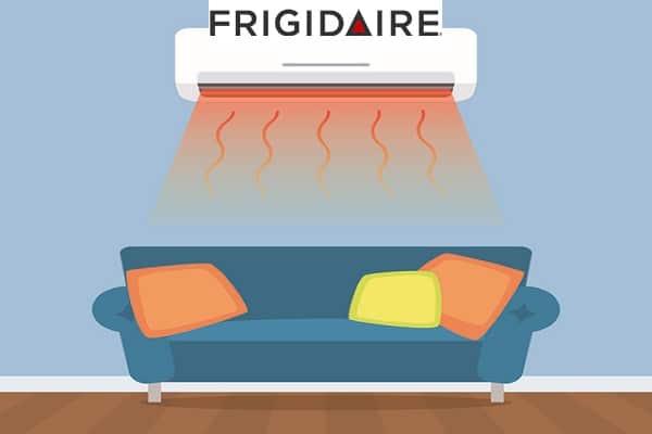 چرا کولر گازی باد گرم می دهد؟